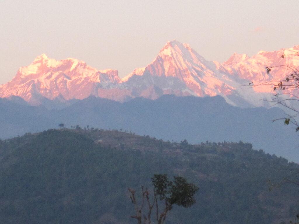 Ganesh Himal Base Camp trek